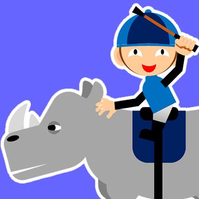 サイの乗る騎手のアイコン(20)画像4