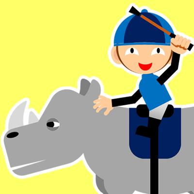 サイの乗る騎手のアイコン(20)画像5