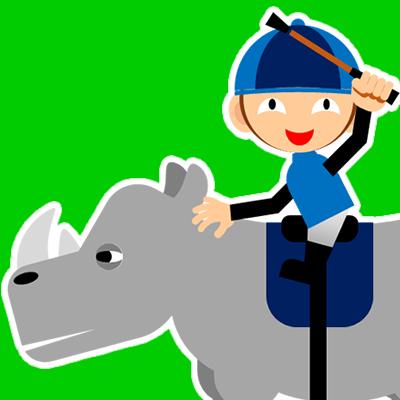サイの乗る騎手のアイコン(20)画像6