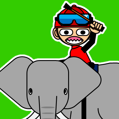 ゾウに乗る騎手のアイコン(27)画像6